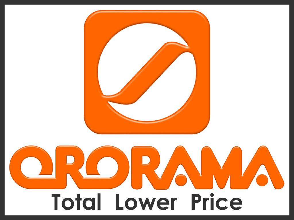 Ororama Logo CBB