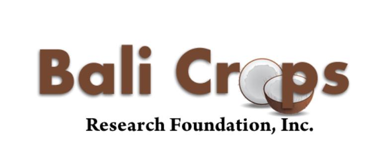 Bali Crops, Process Engineer